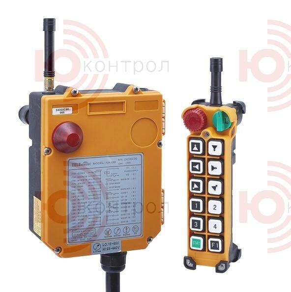 Радиоуправление краном F24-12D