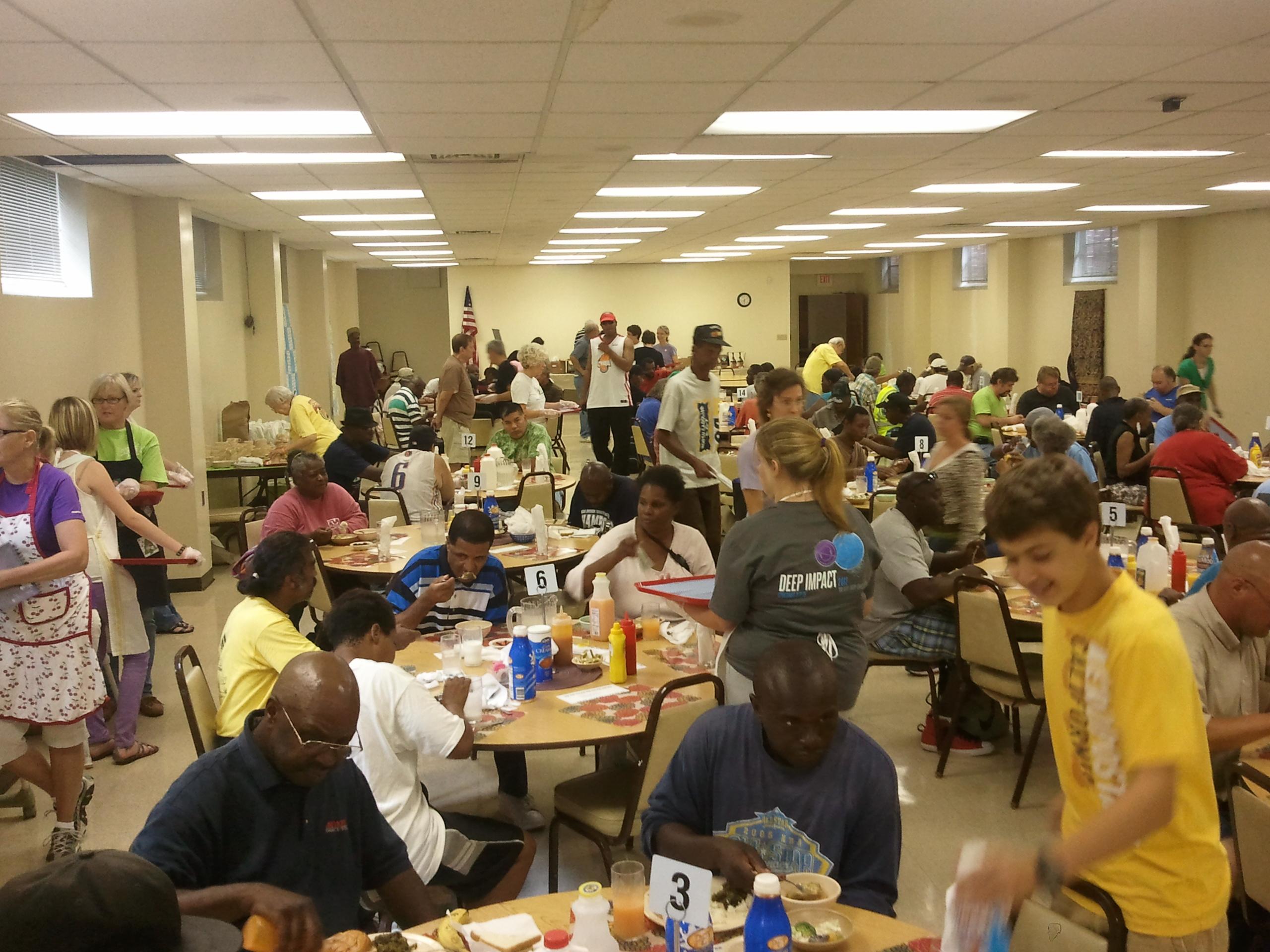 Soup Kitchen Charlotte Nc Volunteer  Wow Blog