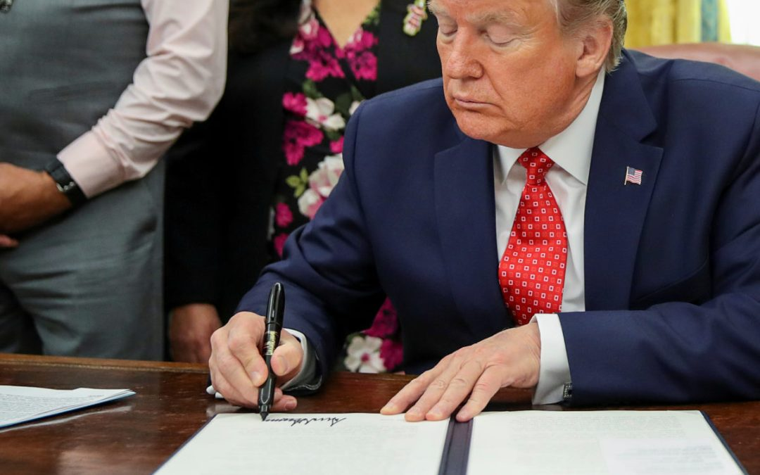 HUGE! Trump White House Implements Executive Order on Online Censorship: Prevents Tech Giants from Altering Users' Free Speech