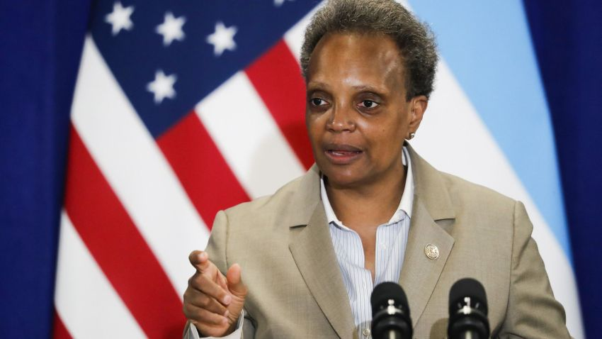 Mayor Lori Lightfoot's Chicago Sees 139 Percent Increase in Murder
