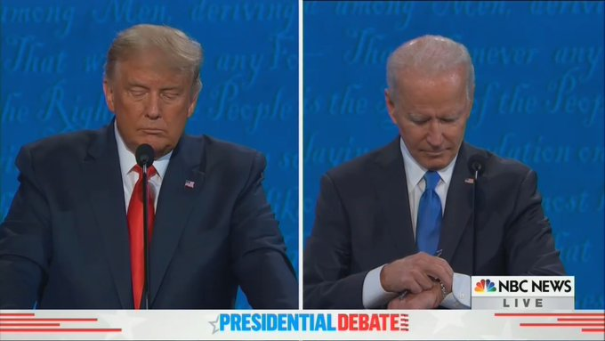 Time is Up for Joe Biden, Debate Highlights, and three Fact Checks