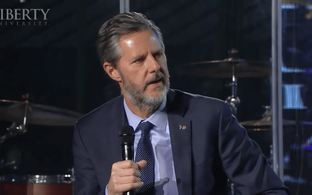 """Jerry Falwell Sues Liberty University to """"restore his reputation"""" and """"repair the damage"""""""