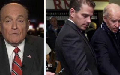 Chinese Reporters Shocked After Hunter Biden Went to Beijing, Secretly Met with CCP Spy and Asked for Mansion and Women