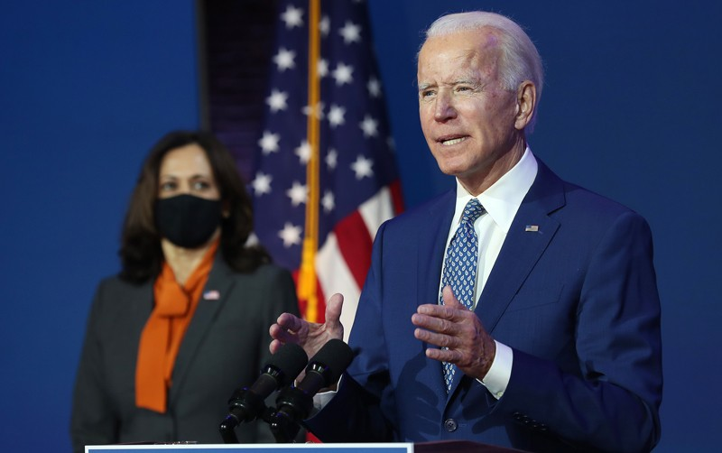 Why is Joe Biden Talking About Resigning and Letting Kamala Have His Spot?