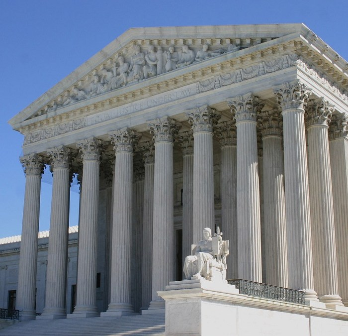 Trump Legal Team Files Lawsuit With US Supreme Court Against Pennsylvania Election Results Charging Constitutional Violations