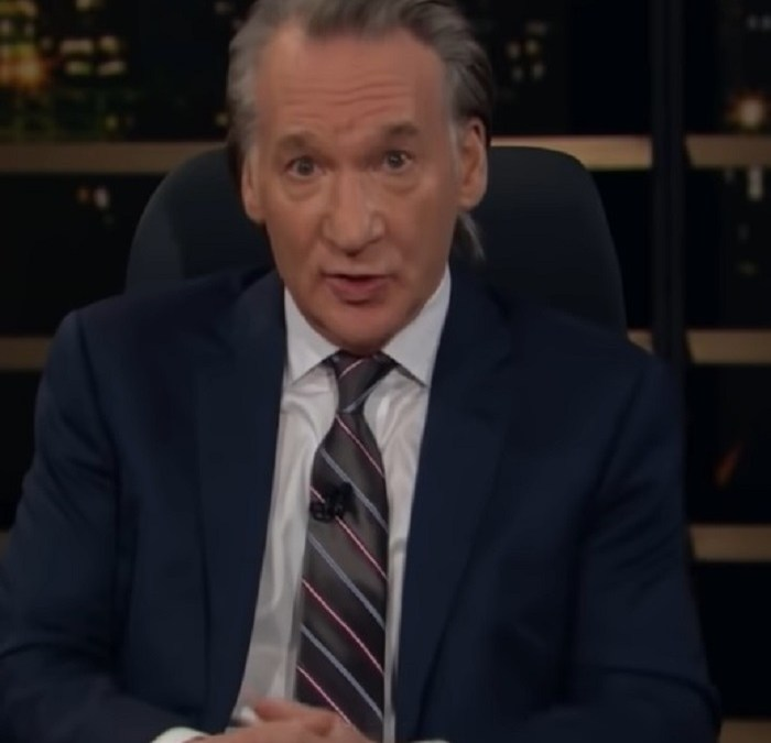 Bill Maher Says 'Shouldn't Hate 74 Million Trump Supporters' Because 'About 5,000 People' Stormed The Capital