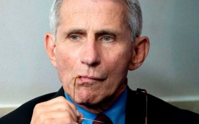 Dr. Fauci Contradicts Himself on Past Comment About President Trump During Appearance on The Rachel Maddow Show