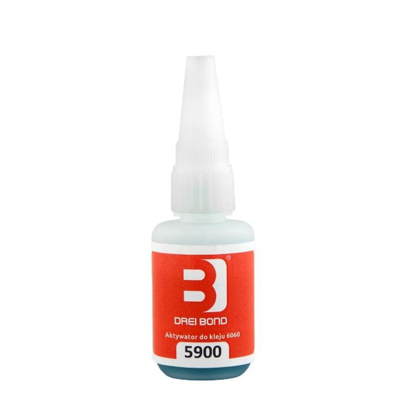 Drei Bond do szkla UV 6060 aktywator 5900 5 g