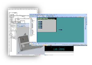 FAシステム開発設計画像
