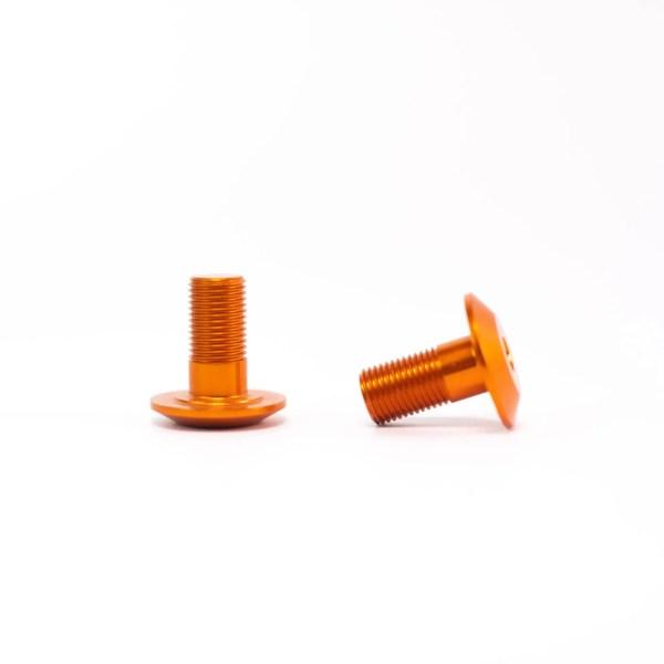 Santa cruz Linkage Bolts Orange