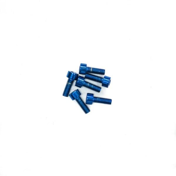 Stem bolts blue