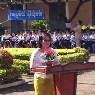 カンボジア 図書館 (3)