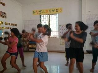 カンボジア 孤児院 (1)