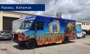 Mobile Bistro Nassau Bahamas Food Truck