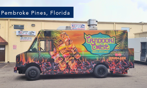 Tandoori Food Truck