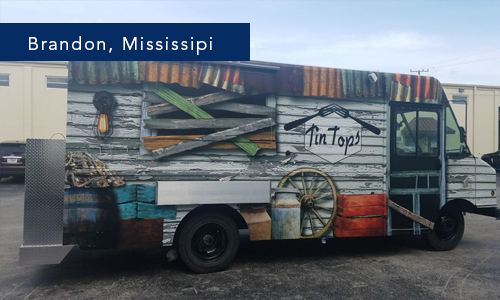 Tin Tops Food Truck