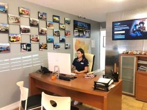 Oficina de United Food Truck en Miami