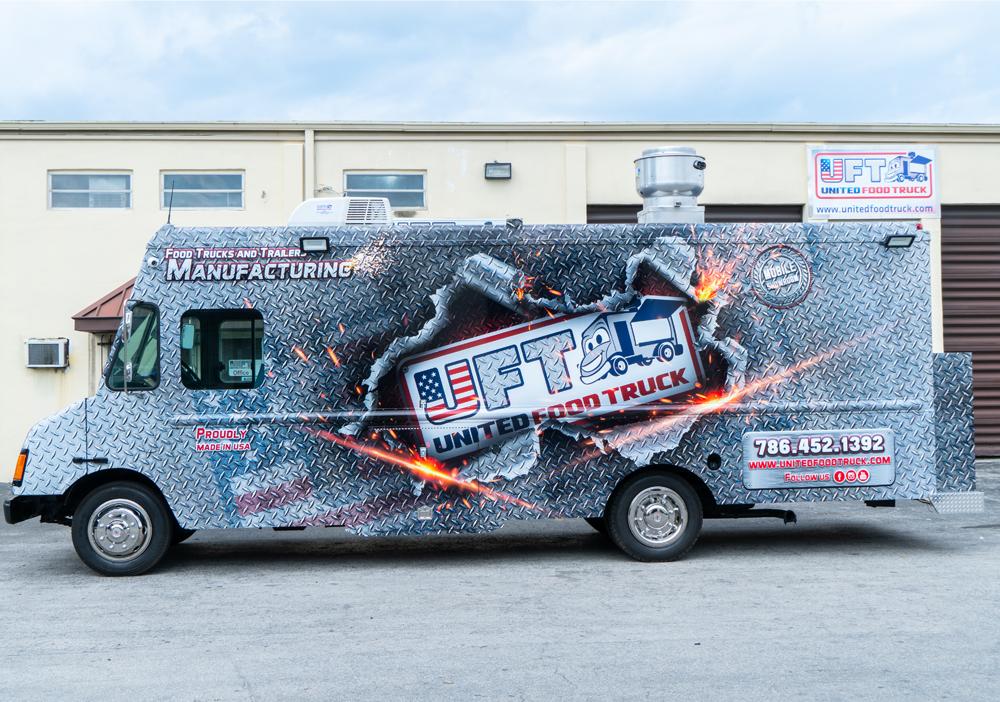 United Food Truck Showroom