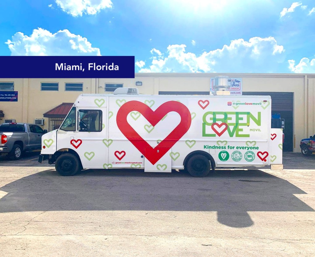 Green Love Food Truck
