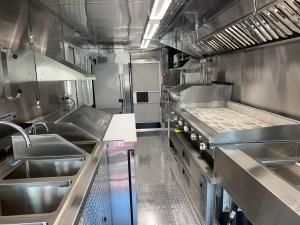 Food Truck kichen