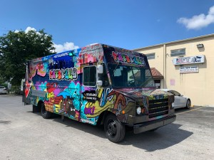 18 Ft Food Truck Doghouse