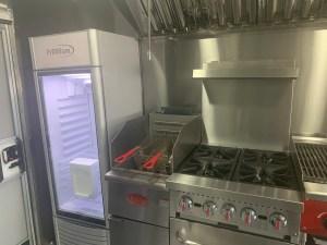 italian food truck kitchen