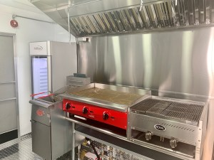 Concession Trailer Kitchen for sale