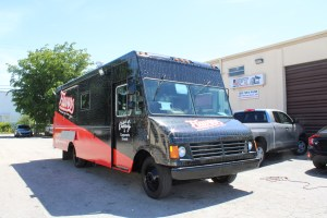Flavors Food Truck for sale at united food truck
