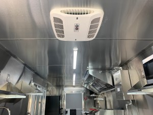 air conditioning for food truck coleman