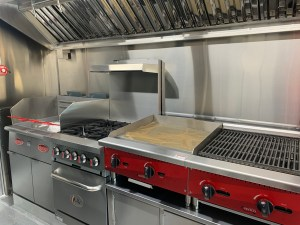 kitchen for food truck for sale