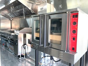 oven for food truck