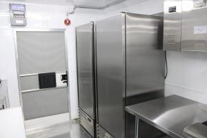 kitchen 28' Concession Trailer