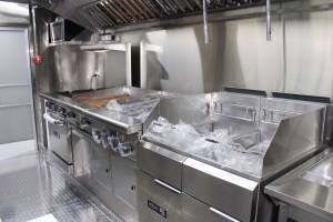 kitchen for food truck