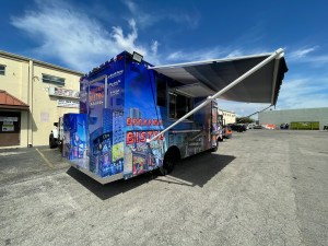 hibachi kitchen for food truck