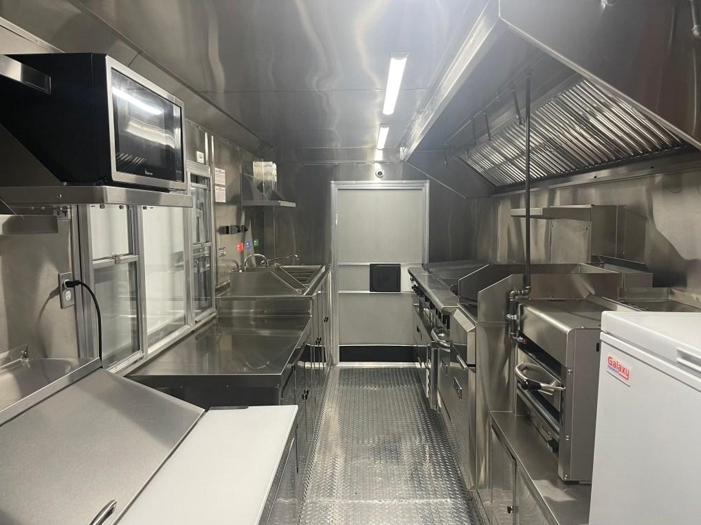 food truck california
