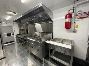 kitchen for trailer
