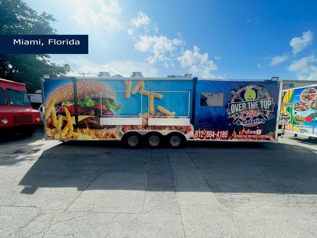 concession trailer for catering