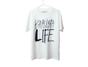 Barista Life Cotton T-shirt