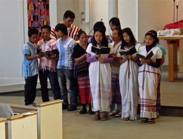 Karen Choir