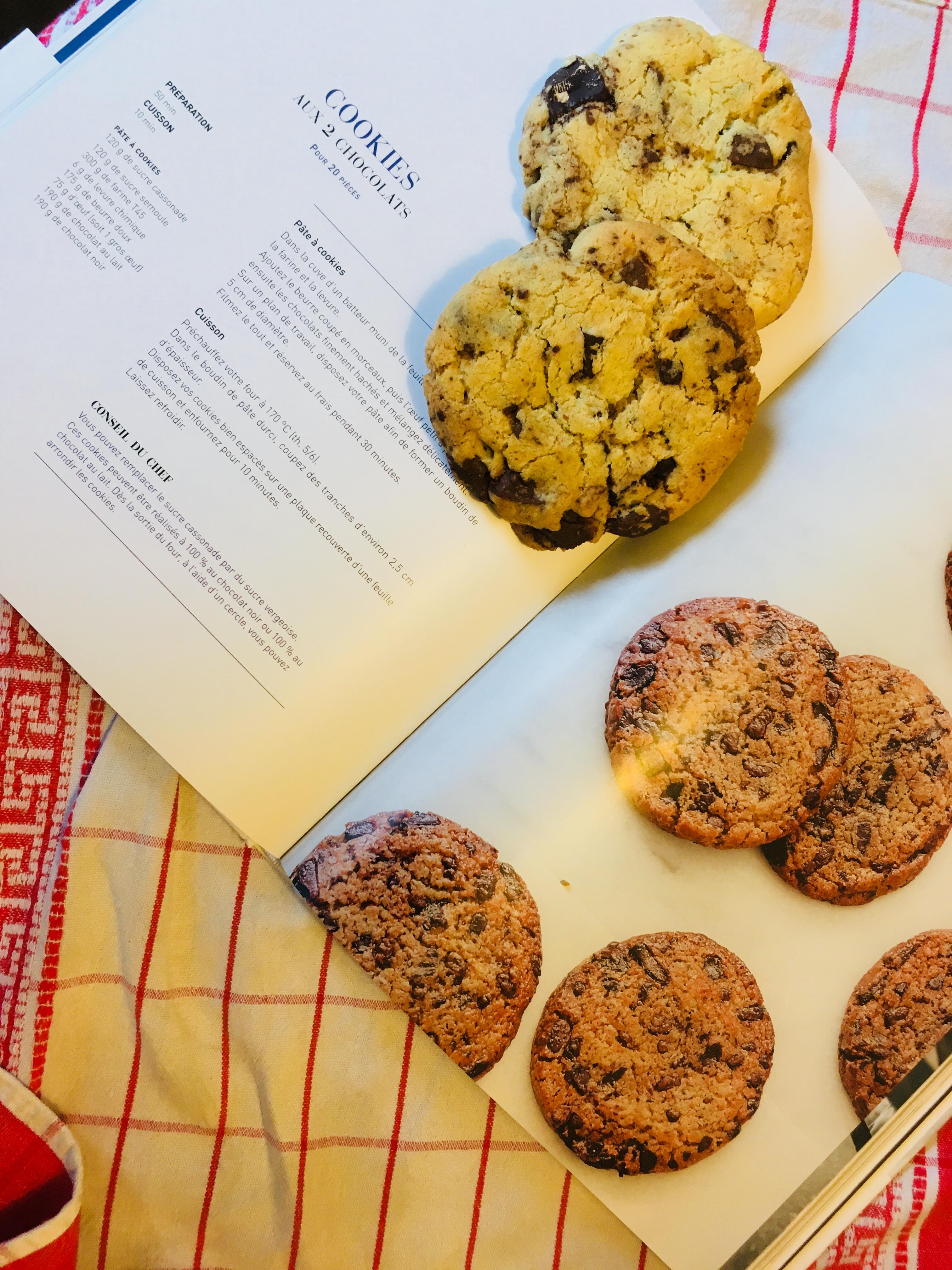 Cyril Lignac Recette Cookies : cyril, lignac, recette, cookies, Cookies, Chocolats, Cyril, Lignac, United, Colours, Macarons
