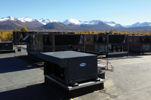 Alaska Roof Top Unit
