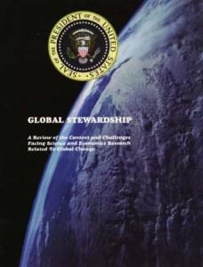 WhiteHouse-Global Stewardship