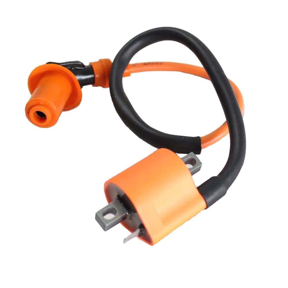 hight resolution of performance racing ignition coil for yamaha pw50 pw80 motorcycle dirt pit bike all years new