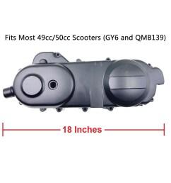 49cc scooter clutch [ 1000 x 1000 Pixel ]