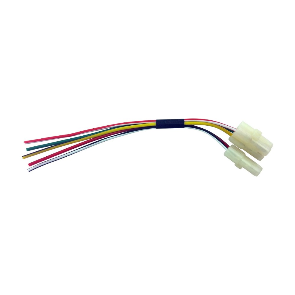 medium resolution of cdi cable wire harness plug gy6 4 stroke 50cc 150cc scooter moped atv go kart