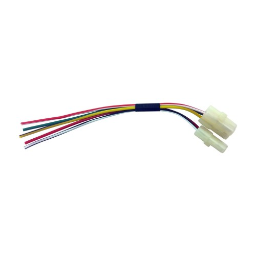 small resolution of cdi cable wire harness plug gy6 4 stroke 50cc 150cc scooter moped atv go kart