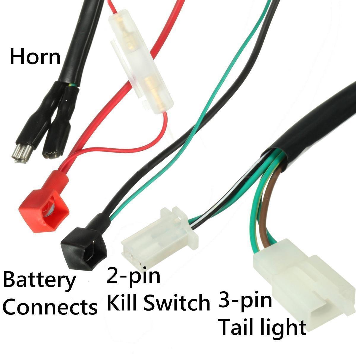 hight resolution of wrg 4699 atv tail light wiring chinese atv tail light wiring atv tail light wiring