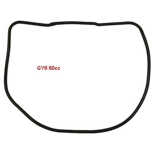 GY6 50cc Rubber Valve Cover Gasket, 50cc Scooter QMB139