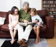 grandparents and stories