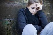 depressed teens